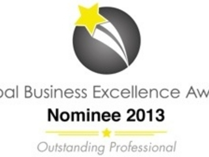 GLOBAL EXCELLENCE BUSINESS AWARDS NOMINATIONS