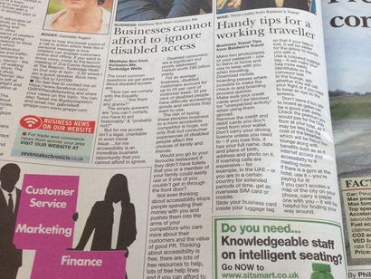 INCLUSION ACCESS BUSINESS TOP TIPS
