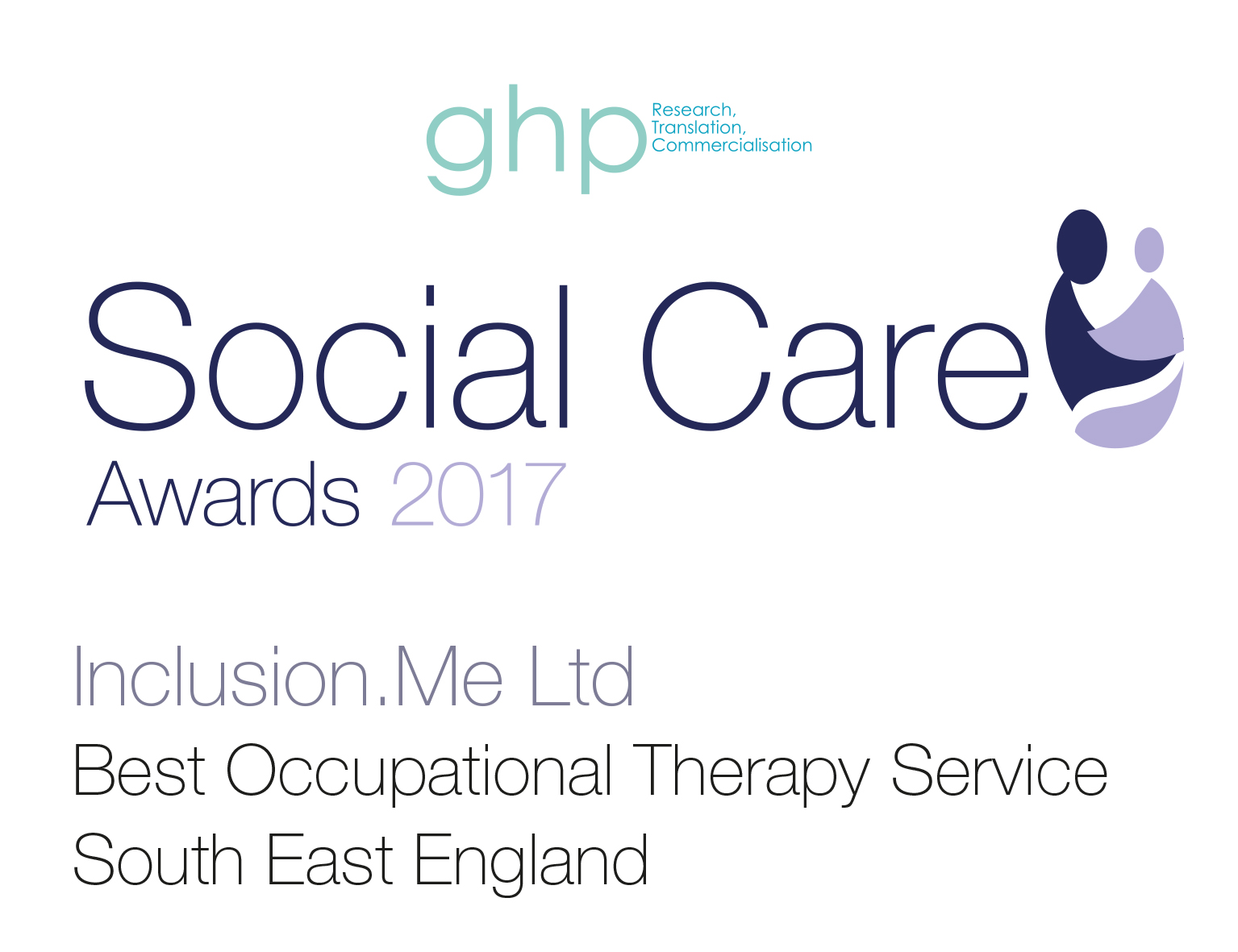 Social care awards 2017
